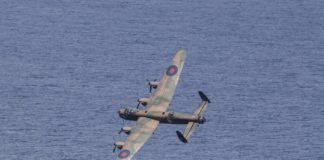 A story of survival Avro Lancaster